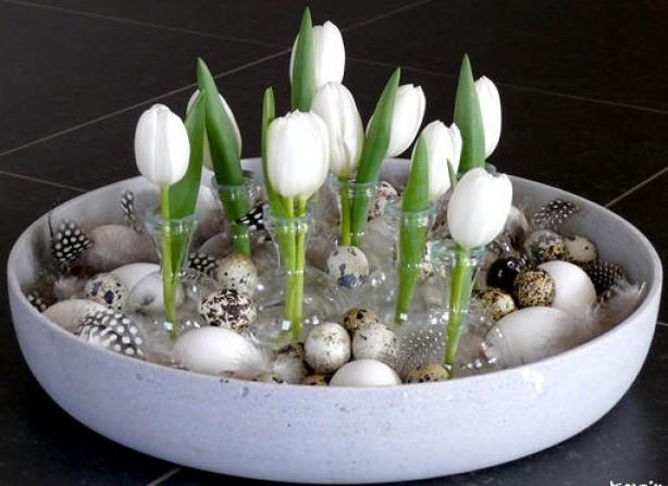 Leuk-voor-Pasen-Benodigdheden-ronde-niet-te-diepe-schaal-bosje-tulpen.1369508017-van-Love2Shop