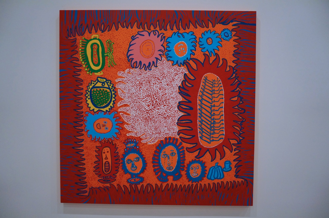 Yayoi-Kusama-Zwirner-Paintings-AM-205