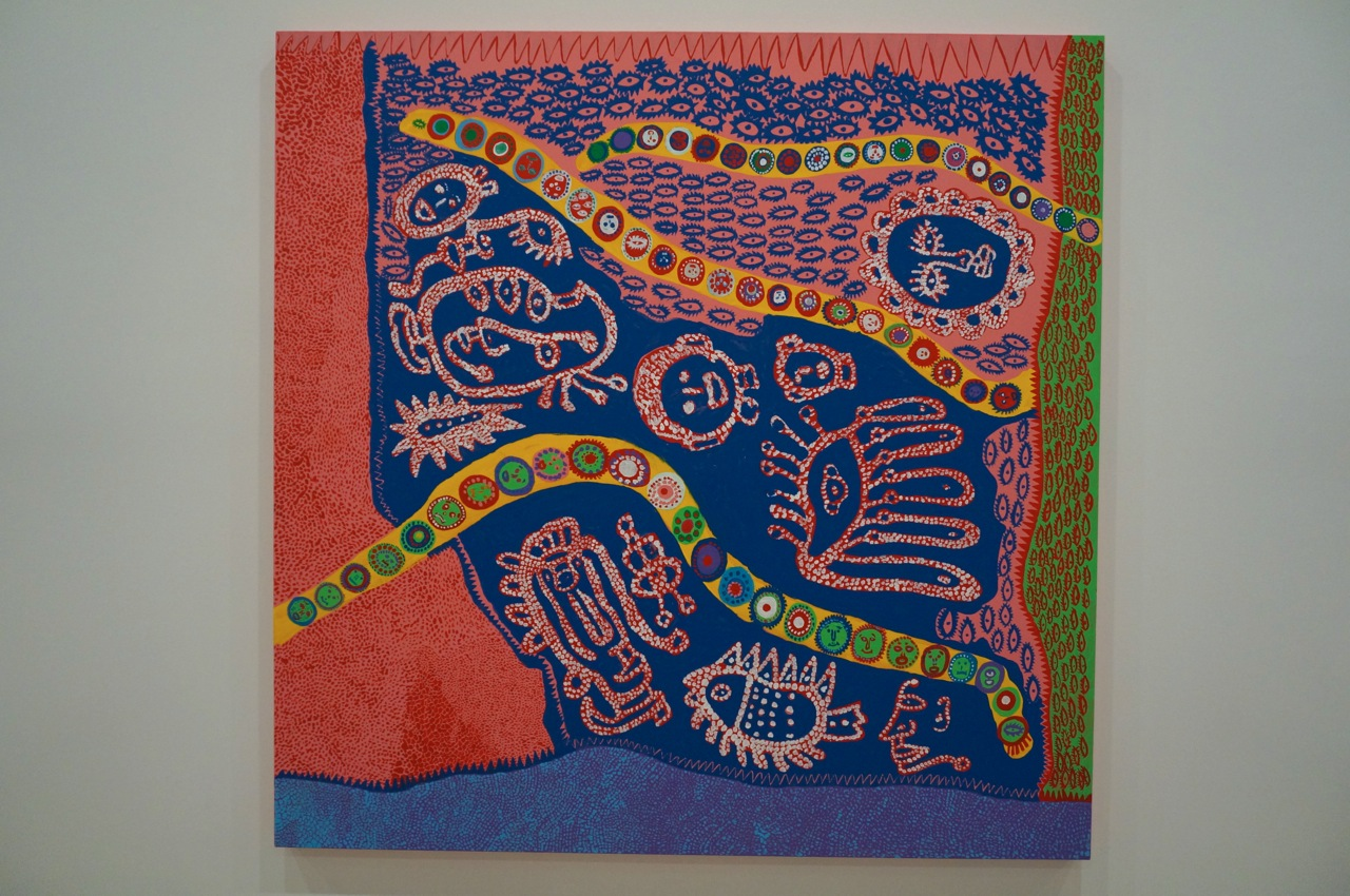 Yayoi-Kusama-Zwirner-Paintings-AM-206