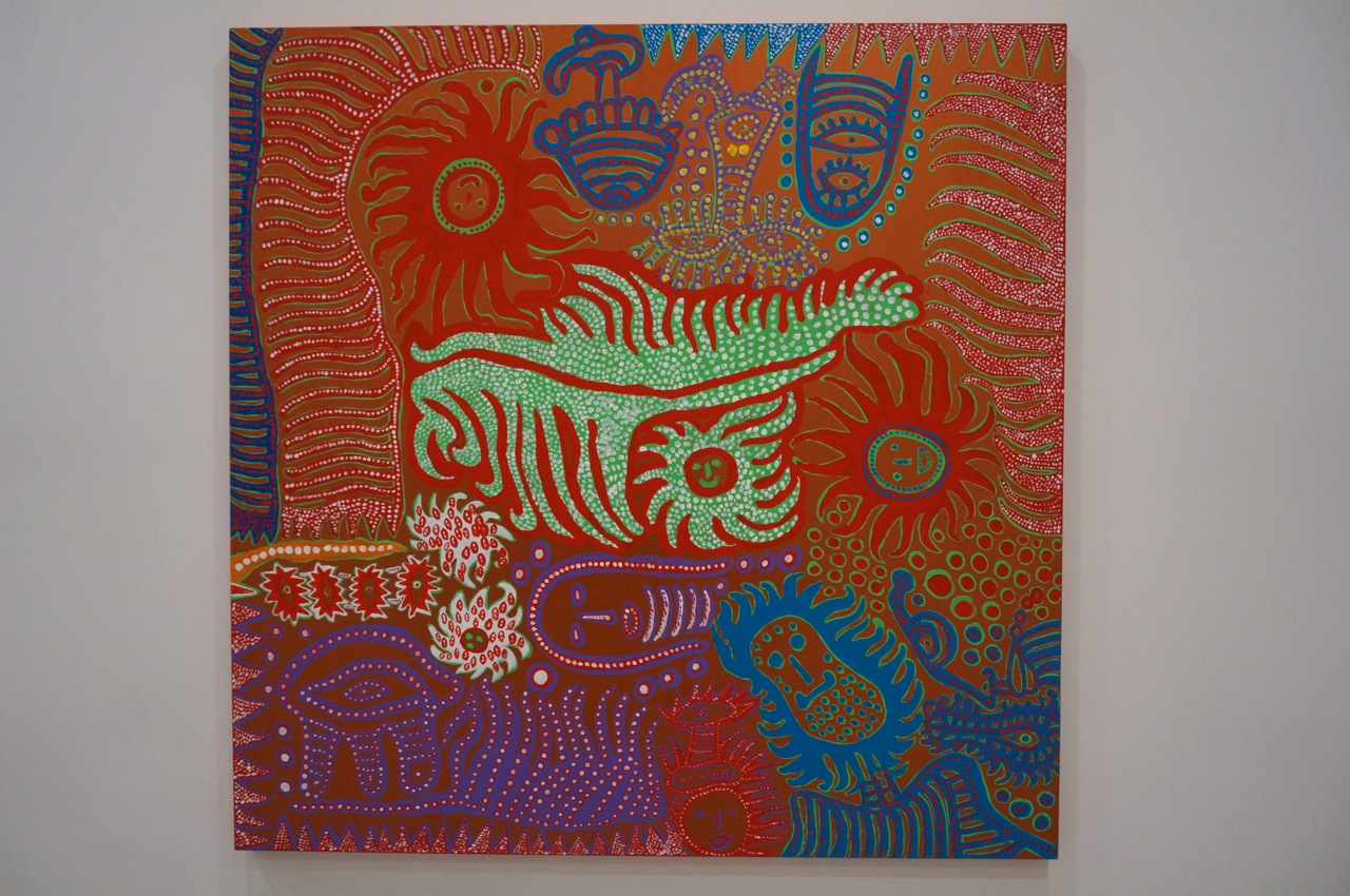 Yayoi-Kusama-Zwirner-Paintings-AM-207