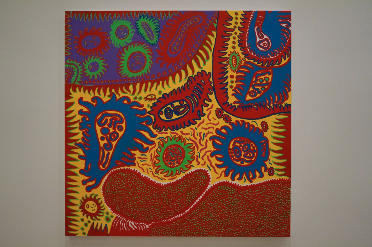 Yayoi-Kusama-Zwirner-Paintings-AM-208
