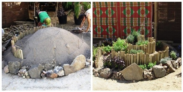 Bamboo-rock-spiral-before-after