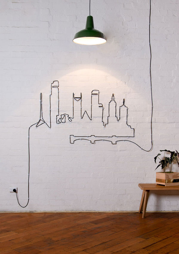 20-Simple-and-Ingenious-DIY-Projects-That-Will-Hide-Your-Wires-Into-Wall-Art-Ideas-to-Hide-Wires-homesthetics-decor-4