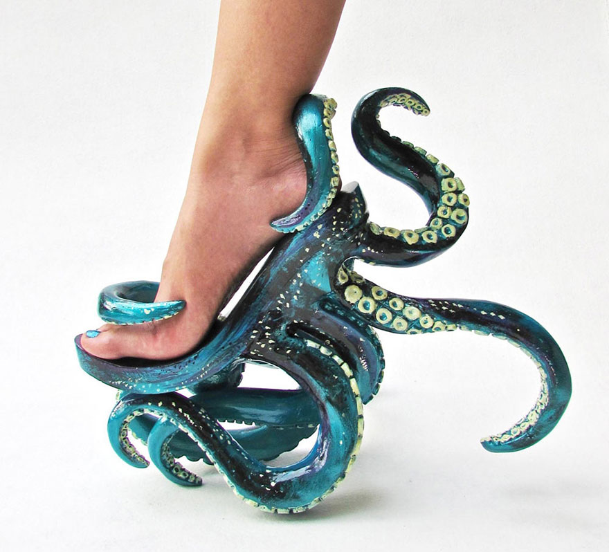 squid-shoe-weird-fashion-Kermit-Tesoro-polypodis-1